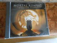 CD AUDIO: -Mortal Kombat/Org.Score -Ost (Artista), Clinton,George (Artista) Form