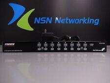 StarTech.com Starview SV1631HD 16-Port PS2+ USB KVM Switch w/ Power Supply
