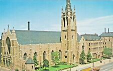 St. John's Cathedral in Cleveland, Ohio at East 9th Street and Superior Avenue