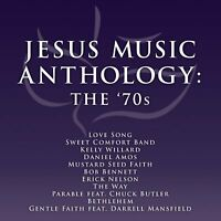 Various - Jesus Music Antología: The 70s CD #1982698