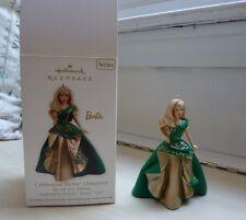 Hallmark Keepsake Ornament Celebration Barbie Special 2011 Edition 12th series