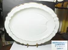 "Bernardaud Limoges LOUIS XV Large 17"" Platter with Well, Mint!"