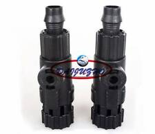 For AT-3338 AT-3337 EF-4 EF-3 CF-1000 CF-1200 inlet outlet valve  2PCS