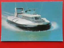 POSTCARD HOVERCRAFT - SWIFT ON THE WATER