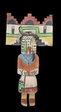 Ancienne Poupée style Aigle Hopi Hemis Kachina amérindienne 40 cm 15