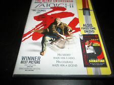 The Blind Swordsman: Zatoichi/Sonatine (DVD, 2004, 2-Disc Set, Bonus Feature)oop