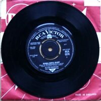 "EX/EX Elvis Presley Bossa Nova Baby / Witchcraft (RCA 1374) 7"" VINYL 45"