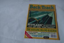 Back Track Volume 5 No.4 July-August 1991