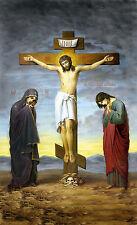 "Orthodox Icon 8X10"" Christian Art Print Photo JESUS CHRIST"