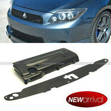 Fit 04-10 tC Real Carbon Fiber Custom Made Engine Cover and Radiator Plate Combo