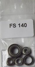 Penn 525 Mag Replacement Set of 6 Bearings abec 3 (FS 140)