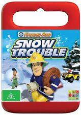 Fireman Sam - Snow Trouble (DVD, 2013)