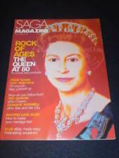 SAGA - QUEEN AT 80 - March 2006