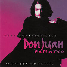 DON JUAN DeMARCO - ORIGINAL MOTION PICTURE SOUNDTRACK / CD - TOP-ZUSTAND