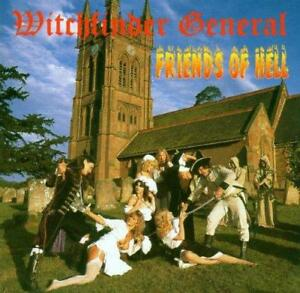 Witchfinder General - Friends Of Hell (NEW CD)
