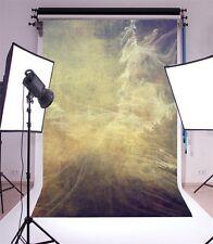 3x5ft Backdrop Abstrac Style Smoke Vinyl Background Studio Photography Props