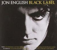 JON ENGLISH Black Label 5CD/DVD NEW Paris/Against The Wind/Six Ribbons/Live Rare