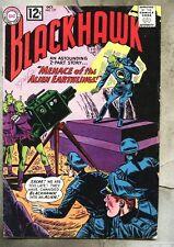 Blackhawk #177-1962 vg+/vg Dick Dillin Chuck Cuidera