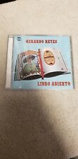 Gerardo Reyes Libro Abierto Sony 1987