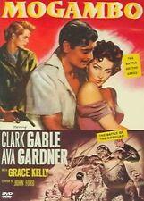 Mogambo 0012569592223 With Clark Gable DVD Region 1