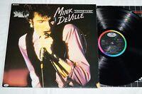 Mink DeVille – Savoir Faire, Vinyl, LP, DE 1981, vg+