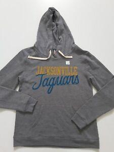 Jacksonville Jaguars NFL Junk Food Hoodie Sweatshirt Women's Sizes S Or M