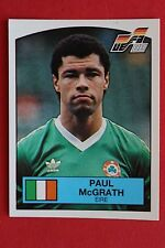 Panini EURO 88 N. 193  EIRE MCGRATH WITH BACK VERY GOOD / MINT CONDITION!!!