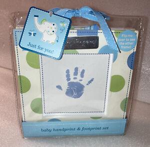 BABY Handprint & Footprint SET NIB