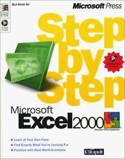 NEW - Microsoft(R) Excel 2000 Step by Step by Catapult Inc.