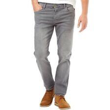 Vaqueros de hombre azul color principal gris 100% algodón