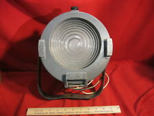 "Vintage Century Lighting 6"" Fresnel Stage Theatre Lighting 550-500W 500 Watt"