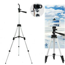 Stretchable Camera Tripod Stand Mount + Phone Holder Camera Recording Tool