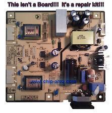 Repair Kit Capacitors For LCD Samsung 226CW Rev0.0 Power Supply IP-45130A Rev00