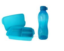 Tupperware Lunchbox Set Clevere Pause + EcoEasy Flasche 750 ml Schraubverschluss