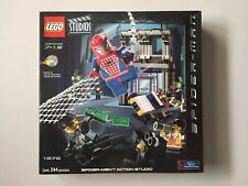 Lego Studios #1376 Spiderman Action Studio Brand New Sealed Complete Marvel