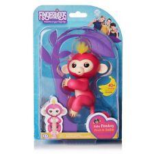 Fingerlings Baby Monkey Bella Interactive Toy for Kids WowWee