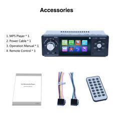 "4.1"" Bluetooth Car Radio Stereo Aux HD MP3 MP4 MP5 Player 1Din FM USB SD LCD RM1"