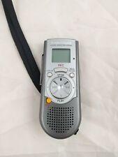 Radio Shack Portable Digital Recorder Voice Dictation 180 Minute 14-1198
