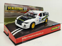 "Slot Car Scx Scalextric 6001 Mitsubishi Lancer "" Ancap ''"