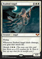 MTG EXALTED ANGEL FOIL - ANGELO EMINENTE - FTV - MAGIC