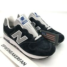 New Balance Made In USA X J Crew Collab M1400NV Navy Men's 5.5 / Women's 7 Shoes