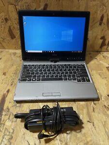 Fujitsu LifeBook T732 i5-3210M 2.5GHz RAM 4GB Win 10 320GB HD Webcam A143