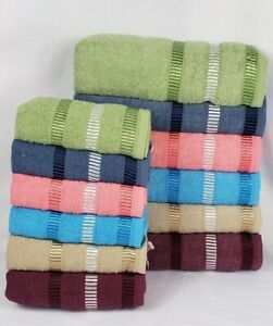 Turkish Towel 6 Pack Cotton Towel, Bath Towel Bulk,Big soft towel, Hand towel