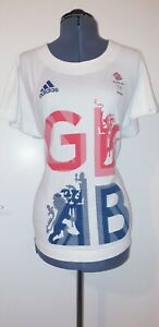 BNWT 2016 Olympic Games Limited Edition Team GB Podium T-Shirt Size: M