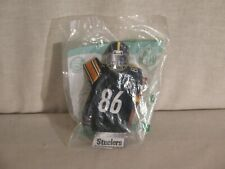 Pittsburgh Steelers Hines Ward mini jersey Burger King