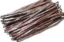 100 gousses de vanille bourbon de Madagascar 11-13 cm dernière récolte