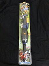 FOGO Roland Martin Rocket Fishing Rod Shoots 30ft Safety Bobber Hooks Weight