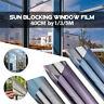 One Way Mirror Reflective Window Film Mirrored Privacy Glass Solar Tint