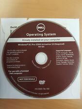 Windows 8.1 Pro 64 bit - OEM Activation- Key integriert DELL Reinstallation  (1)