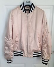 Ladies Topshop Bomber Jacket - Size 10